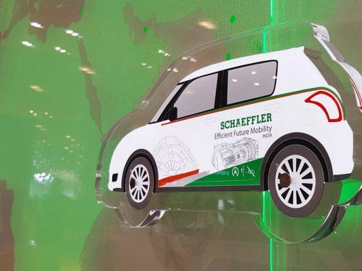 Autos mit Leuchtwirkung