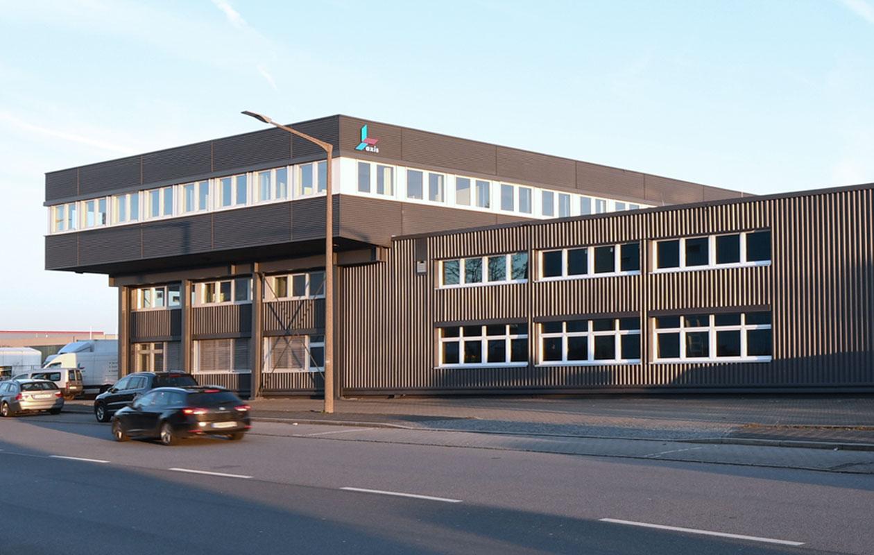 axis GmbH & Co. KG, Werk II, Sigmundstraße 145, 90431 Nürnberg